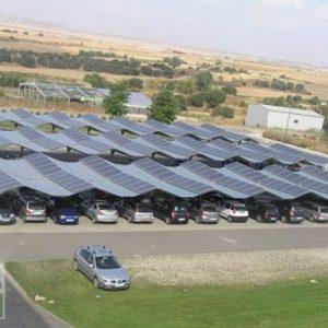 parking solar Huesca