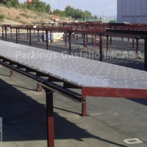 pérgola Solar Madrid