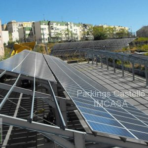 Marquesinas Parking Solar