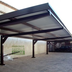 Pérgola Parking Guadalajara