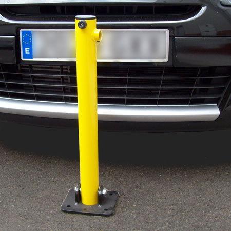 Tope parking pilona