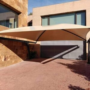 marquesina parking toldo pvc